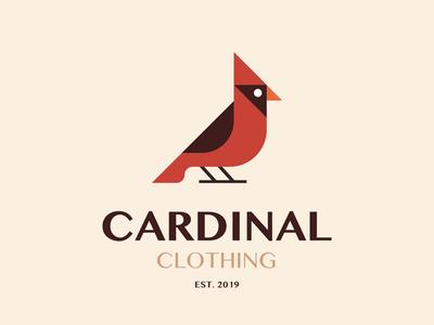 Cardinal Clothing Logo