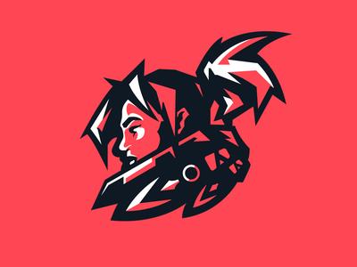 Jett Valorant Logo