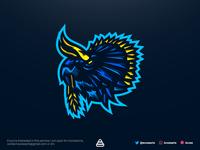 Triceratops Esports Logo