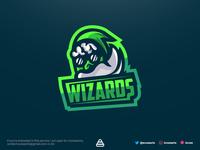 Wizards Esports Logo