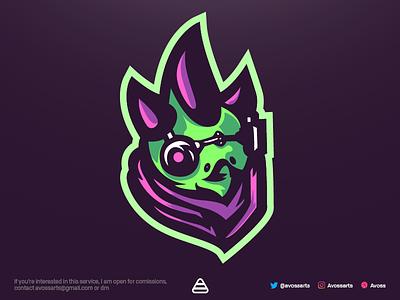 Gek Logo logo for sale premade esports design mascot design illustration esports logos gek logo gek no mans sky logo mascot logo esports logo