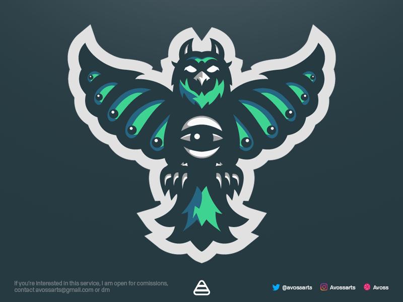 Gambar Burung Hantu Untuk Logo Gambar Burung Hantu