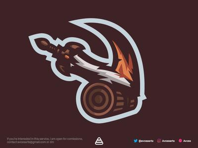 Sword Esports Logo designs, themes, templates and