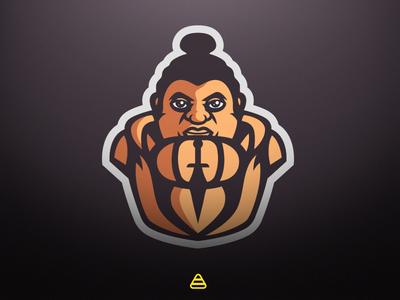 Warrior Logo Esports
