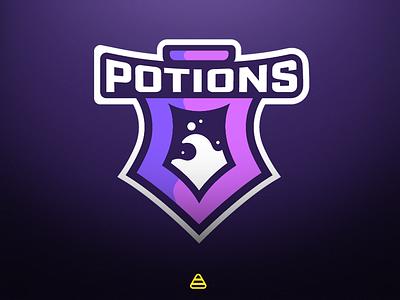 Alchemy Logo Esports alchemylogo alchemistlogo magicesportslogo magiclogo wizardlogo potionlogo potionslogo esports logo esports logos logo logos mascot logo esports sports logo sports