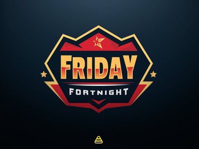 Friday Fortnight Logo Esports