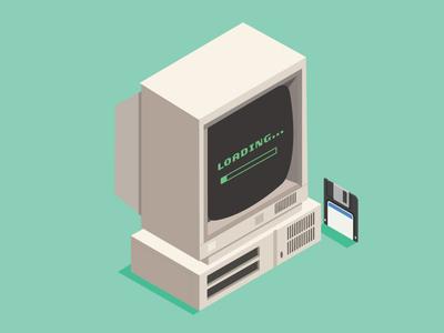 Monochrome Desktop
