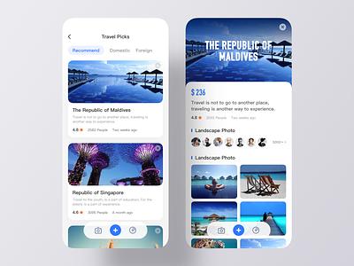 App ui design concise home ux ui