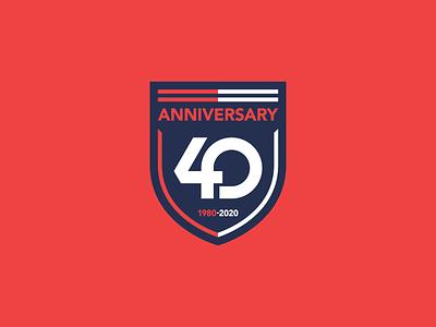 Anniversary Logo logo