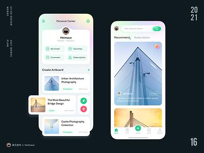 UI/UX Design _16 app ux design ui