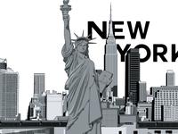 """New York City"" - WIP"