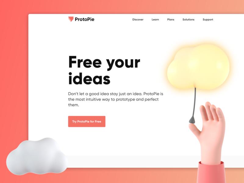 ProtoPie s New Website designtool sitedesign prototypingsoftware protopie