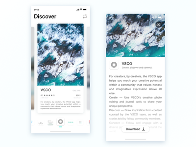 Store APP apps discover iphone x