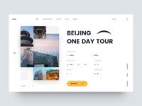 One Day Tour UI