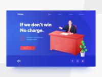 Lawyer web page