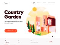 Country Garden Web