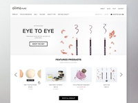 Makeup Website