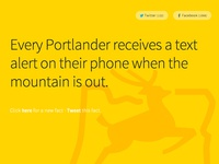 Fake Portland Facts