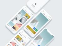 Unsplash App & Branding Exploration