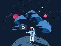 Cosmonaute 01