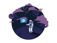 Cosmonaute 02