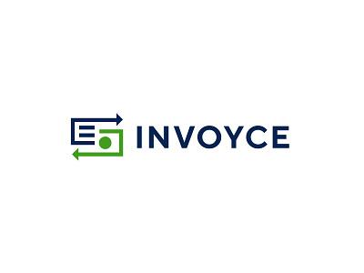 Invoyce logo transfer bank corporate money transfer money business invoice