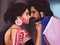 Deepika and Ranveer!