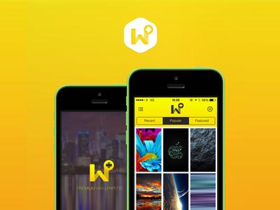 Wallz+ - Premium Wallpaper Screens