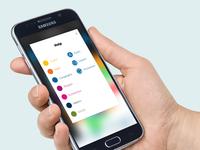 Android Calendar App
