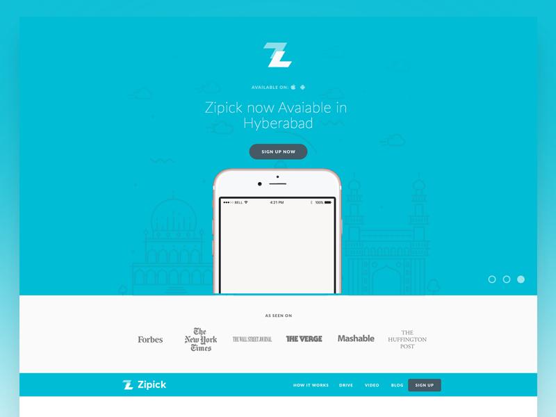 Website Concept No.2  web concept