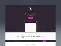 Web showcase pink