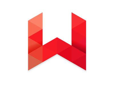 New Wallz concept wallpaper app icon concept wallz ios icon ios icon
