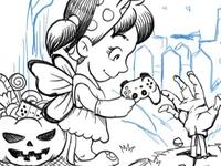 Halloween WIP