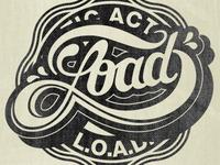Load Lettering