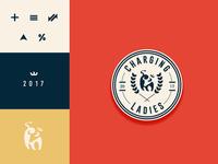 Branding Explore for Charging Ladies