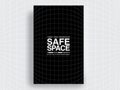 Safe Space Poster Series / #5