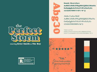 The Perfect Storm Album Art - Exploration