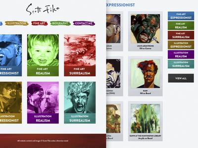 Scott Fike Website