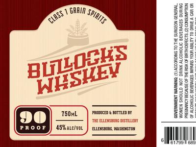 Bullock's Whiskey