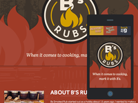 B's Rubs website