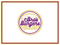 Bro's Burgers unused logo