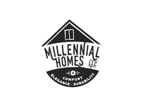 Millennial Homes Unused Logo
