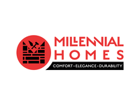 Millennial Homes Logo