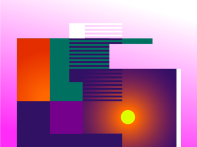 Sunset Colors
