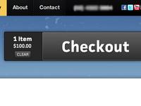 Checkout / Nav UI