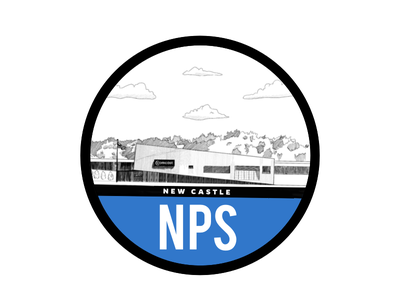 Comcast NPS logo for Delaware design logo nps comcast