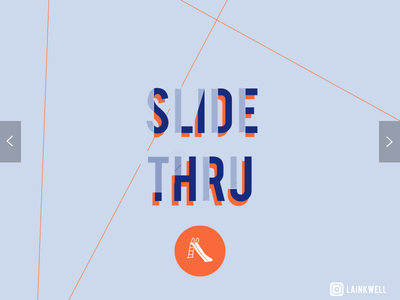 Dailyui003 - Landing Page dailyui003 navy orange instagram detail pastel web design landing page