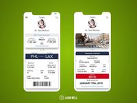 Ticket concept