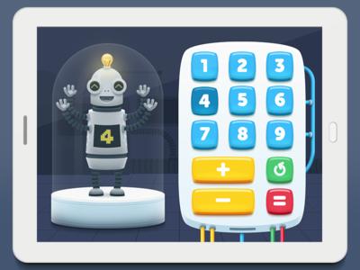 Daily UI - #004 - Calculator