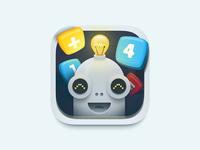 Daily UI - #005 - App Icon